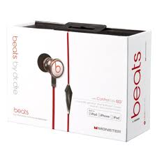 Monter Ibeats-Black