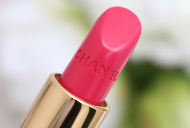 CHANEL ROUGE ALLURE LUMINOUS INTENSE # 138 Fougueuse (màu hồng tươi xinh)