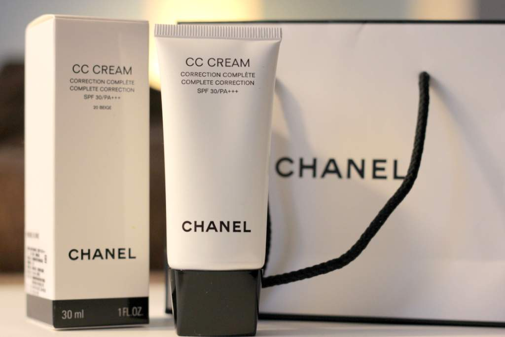 "CHANEL CC CREAM – ""All IN ONE"""